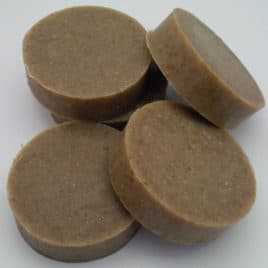 Tuff Enuff<br><small> Bay Rum Shaving Soap</small>