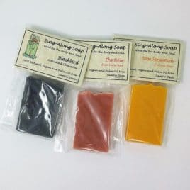 Soap Samples<br><small>Guest/Travel Soap</small>