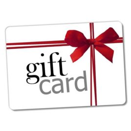 Gift Card<br><small>eGfit Card</small>